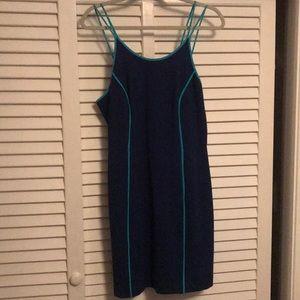 Blue Trina Turk Dress